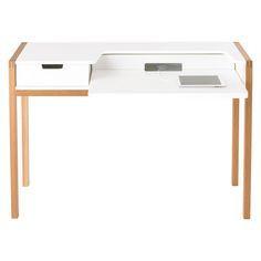 Laptop-Schreibtisch mit Schublade | Farringdon