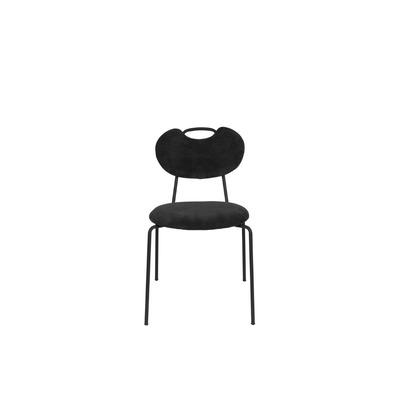 2er Set Stühle Aspen   Schwarz