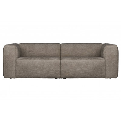 3.5-Sitzer Sofa Bean Schwer Melange | Travertin