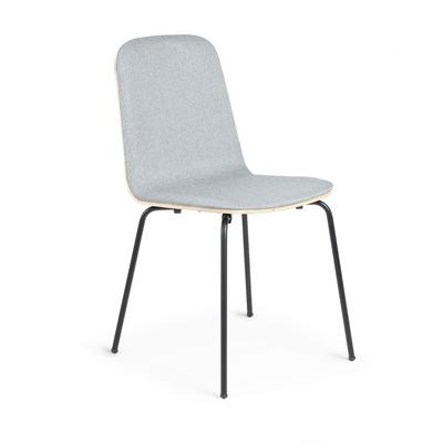 Stühle Chrystel | Grau & Helles Holz