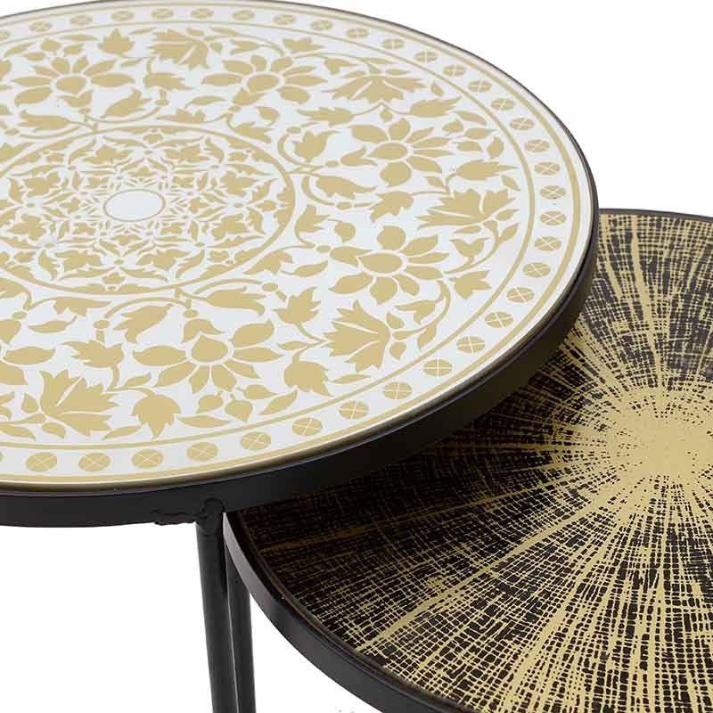 Markus Side Tables | Set of 2