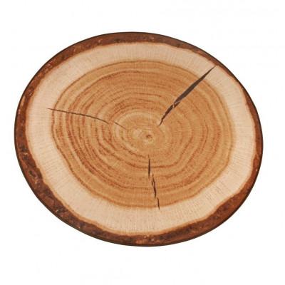 Tree Trunk   Round Rug