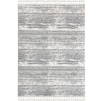 Carpet 2778A I White-Light Grey 120x180 cm