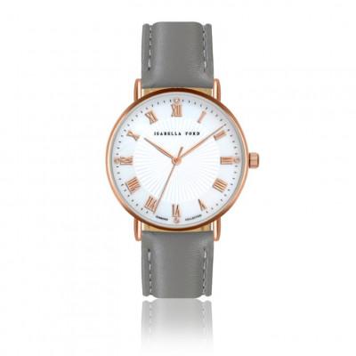Armbanduhr Chloé   Grau