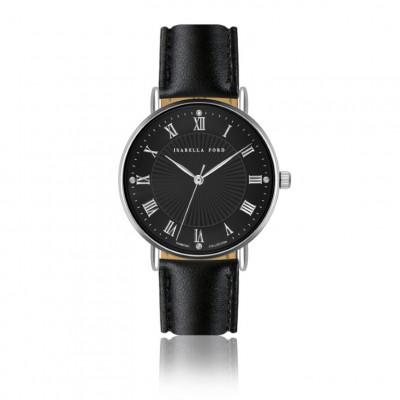 Armbanduhr Désirée   Schwarz