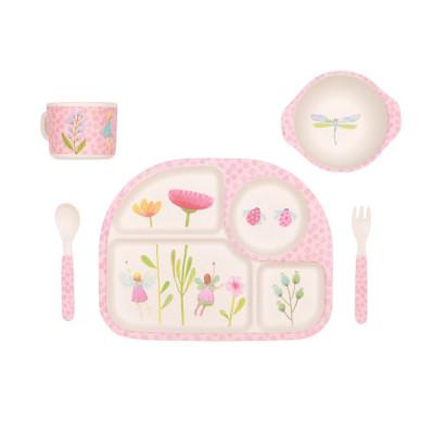 Dinner Set | Fairy Garden