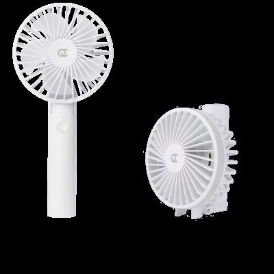 Kabelloser Tragbarer Ventilator | Weiß