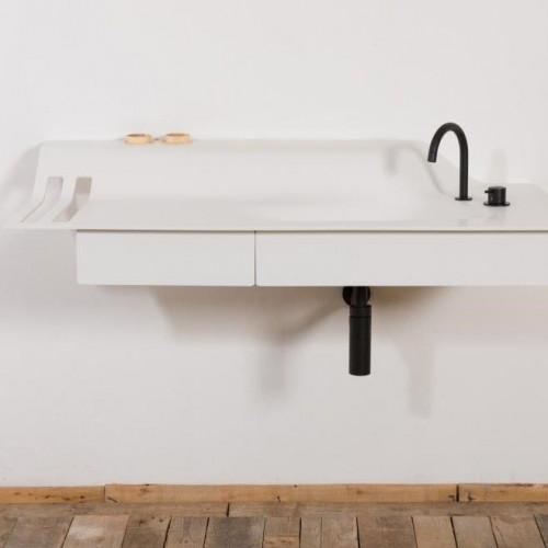 Washstand Wall | Black