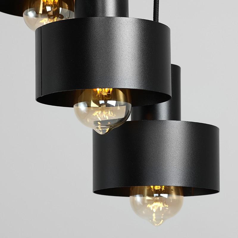 Pendant Lamp Fay Kolo 3 | Black