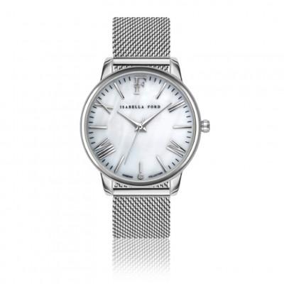 Armbanduhr Serenity Silver Mesh