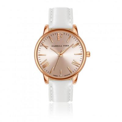 Armbanduhr Scarlett Weiß