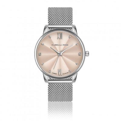 Armbanduhr Skylar Silber