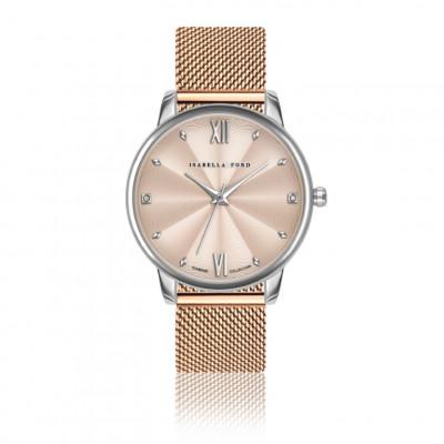 Armbanduhr Skylar Rosé
