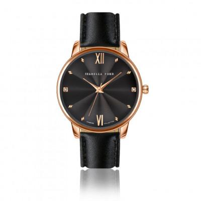 Armbanduhr Coco Schwarz