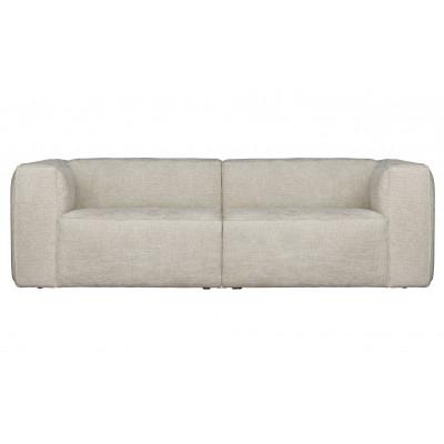 3.5-Sitzer Sofa Bean Schwer Melange | Natural