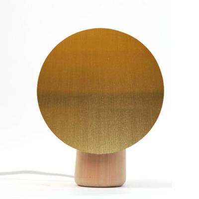 Tischlampe Shelf | Eiche