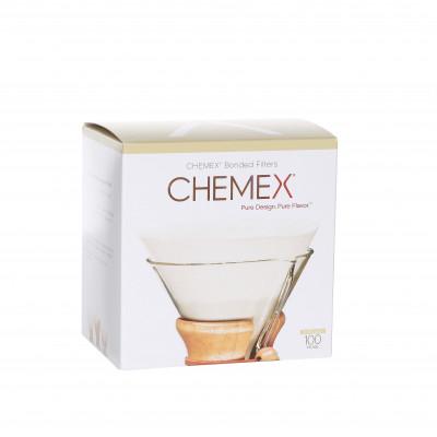 Chemex-Bonded® Coffee Filter | Prefolded Circles