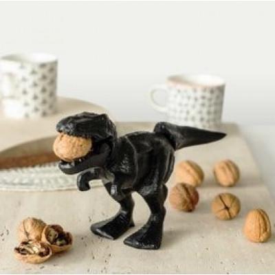 Nussknacker Dinosaurier   Schwarz