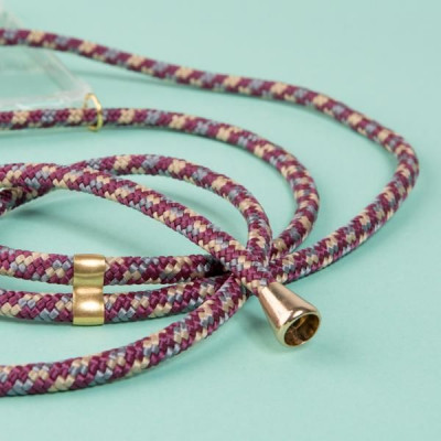 Smartphone Necklace   Bordeaux