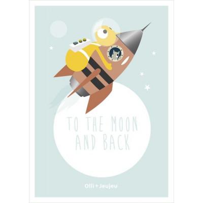 Raketen-Poster
