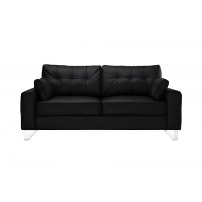 2-Sitzer-Sofa Getaway | Schwarz