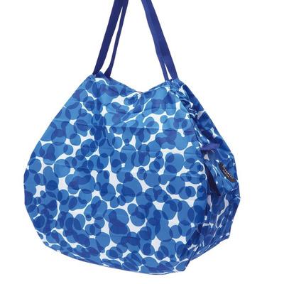 Compact Foldable Shopping Bag Ocean (Umi) | M (5 kg/ 16 L)