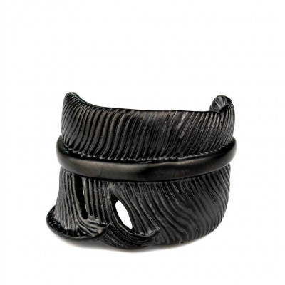 Black Therapy Ring