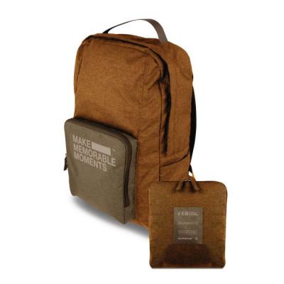 Feb Backpack | Terracotta