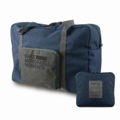 Feb Duffle Bag | Blue