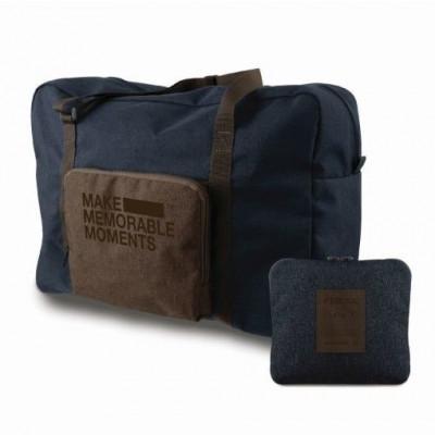 Feb Duffle Bag | Indigo