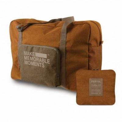 Feb Duffle Bag | Terracotta