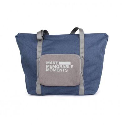 Feb Shoulder Bag | Blue