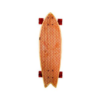Amsterdam Ash | CNC Fish