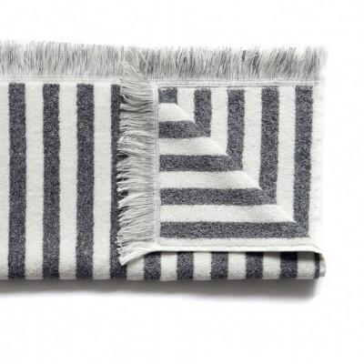 Handtuch mit Muster | Streifen