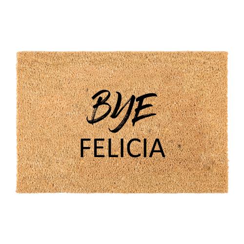 Fußabtreter Tschüss Felicia