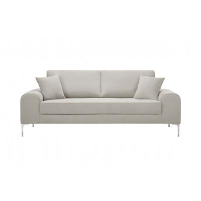 3-Sitzer-Sofa Dillinger | Sahne
