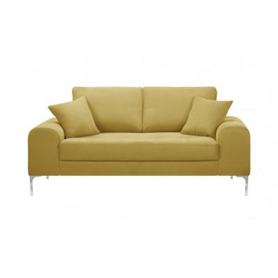 2-Sitzer-Sofa Dillinger | Gelb