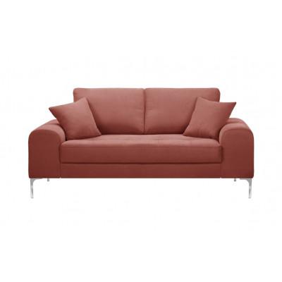 2-Sitzer-Sofa Dillinger | Pfirsich-Rose
