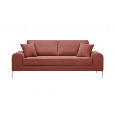 3-Sitzer-Sofa Dillinger | Pfirsich-Rose