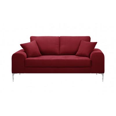 2-Sitzer-Sofa Dillinger | Glamour-Rot