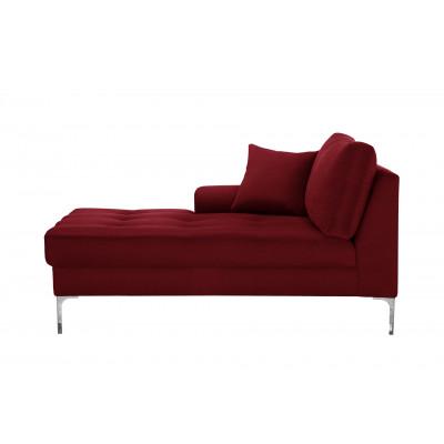 Chaise Longue Dillinger Links | Rot