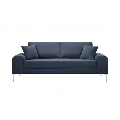 3-Sitzer-Sofa Dillinger | Marineblau