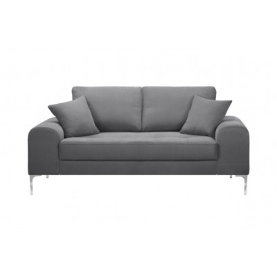 2-Sitzer-Sofa Dillinger | Dunkelgrau