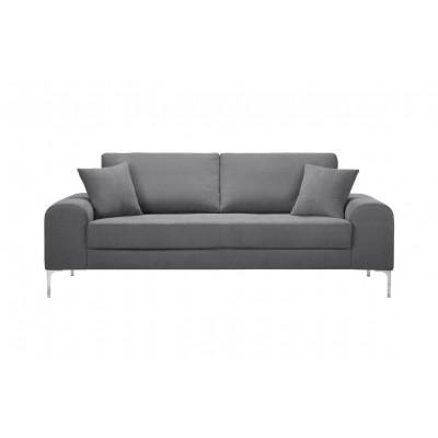 3-Sitzer-Sofa Dillinger | Dunkelgrau