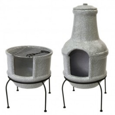 Terrassenherd & Grill in Einem | Small
