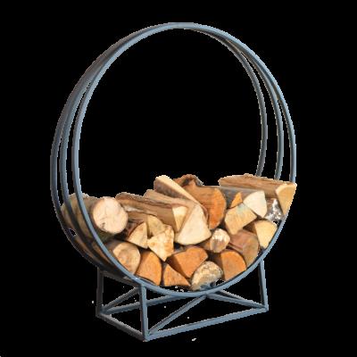 Brennholzträger rund