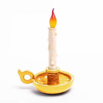 Led Lamp Grimm | Gold