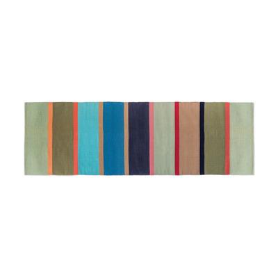Cotton Rug Costa | Long Multicolour