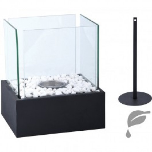 Mini-Gas-Tischherd | Rechteckig