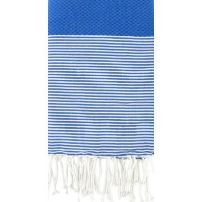 Fouta Greek Blue Stripes